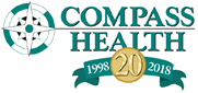 Logo for Compass Health Services