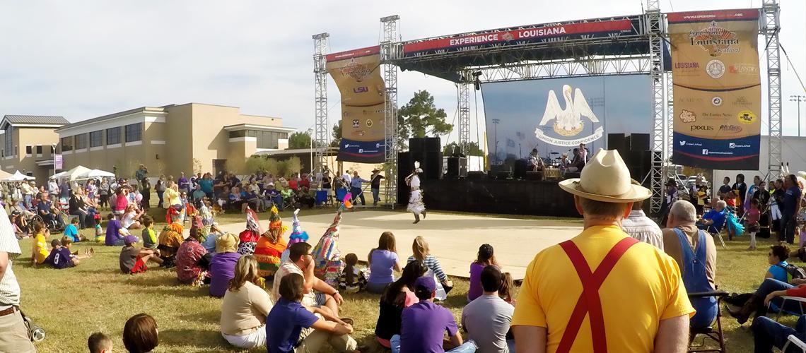 Experience Louisiana Festival