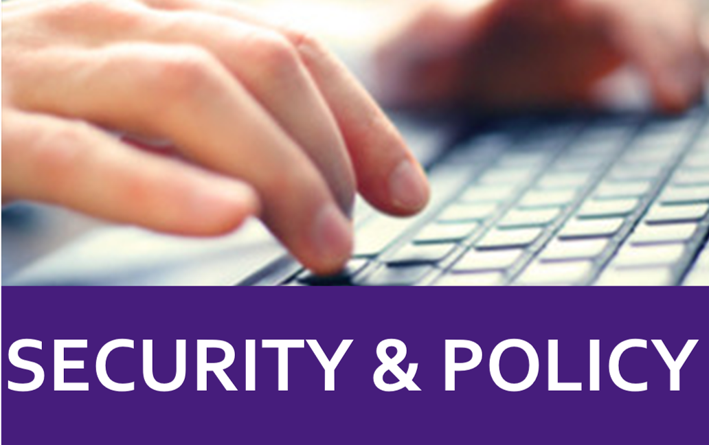 security and policy